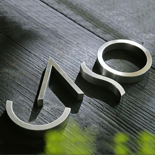 不锈钢字制作