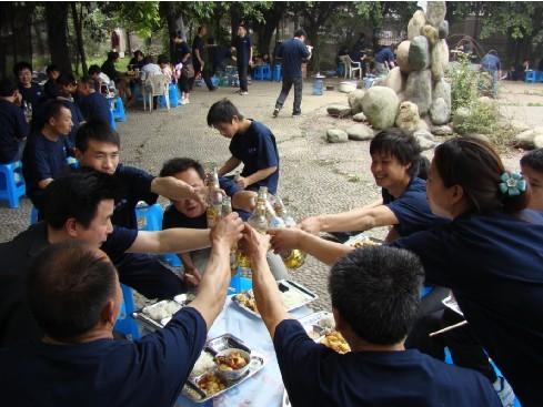公司成立三周年活動聚餐